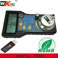 Widely used high quality plasma cutting machine controller PHB04 MPG hand wheel