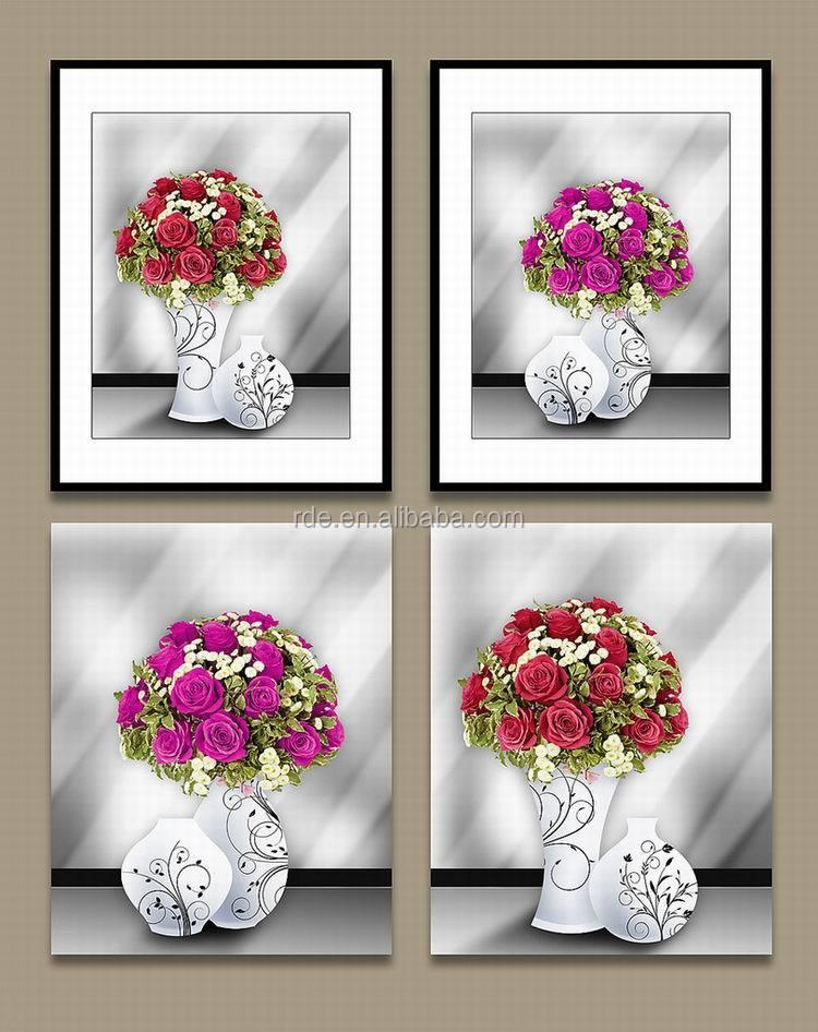Famous Paintings of Flowers Lotus Flower Painting