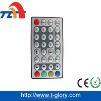Flexible RGB led strip/led strip remote controller with 32 buttons