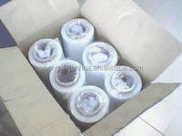 Printed pe raw material recycled plastic film