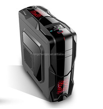 full tower gaming atx computer case/gaming pc case with Double panels/computer case&Tower pc case