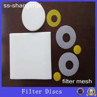 (nylon, polyester, stainless steel, plastic)round 100 micron filter cloth