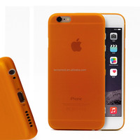 Hot sales ultra thin 0.35mm PP auto sleep/wake smart case for iphone 6