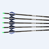 MUSEN popular ID 6.2mm carbon arrow target point, tip