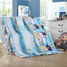 Printed stitching cartoon quilt for sale