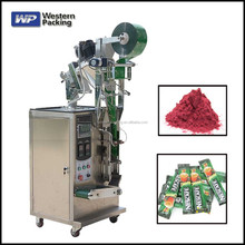 promotion factory price automatic sachet packing machine for coffee mate