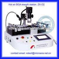 Good quality automatic bga rework station ZX-D2 rework station for BGA repairing