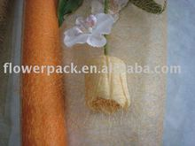 Mesh floral wrapper