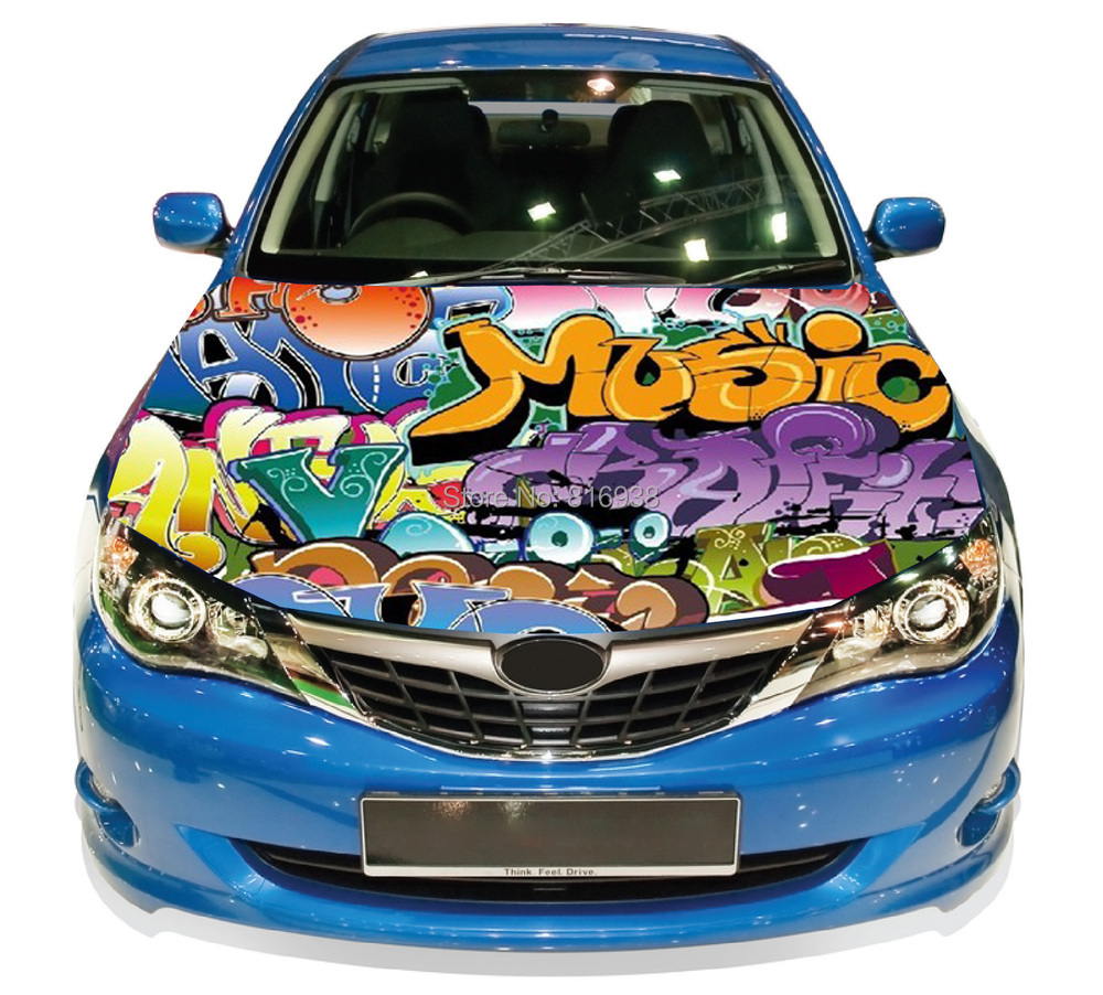Car stickers design your own - Type Vinyl Sticker Design Graffiti Thickness 0 15mm 0 16mm Cleaning Can Be Cleansed With Detergent And Water Application Can Be Applied To Exterior