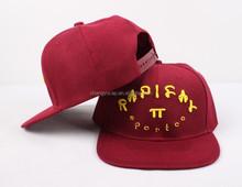 OEM cotton/acrylic snapback custom,snapback caps and hats,caps snapback