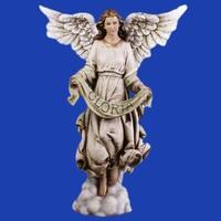 Josephs Studio Painted Gloria Angel Nativity Figurine