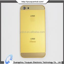 Big News! original high quality for iphone 5 rose gold diamond housing