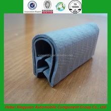 heat insulation cars accessories rubber trim with BV certificate