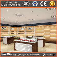 Supply all kinds of store jewelry display,wood jewelry display rack case cabinet