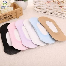 Top selling products in alibaba women summer invisible boat socks, invisible low cut boat sock
