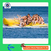 floating pvc inflatable banana boat commercial for sale