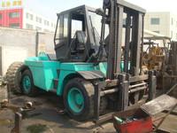 original 10 ton used forklift, Linde forklift many models
