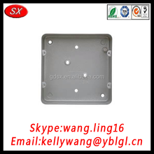 China manufacture customized electric box cover with RoHS standard