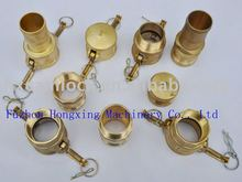 Brass camlock coupler (cam and groove quick coupling)