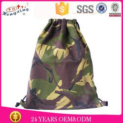 2015 Design your own deisgn camo backpack bag waterproof small custom waterproof backpack