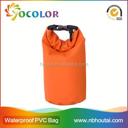 supply different size from 1L to 80L pvc tarpaulin Portable Canvas Pet Bag