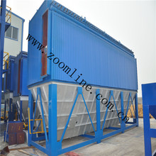 hot selling low cost bag pulse dust collection system