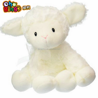 Hot Sale Factory Direct Wholesale soft cute baby sheep stuffed plush toy promotional gifts,custom plush toy