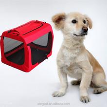 Easy Foldable Assembling Pet Carrier