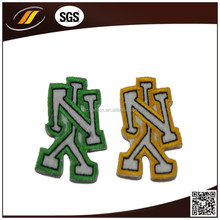 Top Selling High Quality Embroidery Sew on Badge Patch