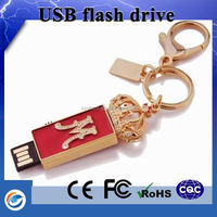 Wholesale Alibaba Product tiffany usb flash drive with gift wrapping paper