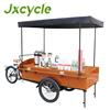 mobile coffee bike electric tricycle coffee