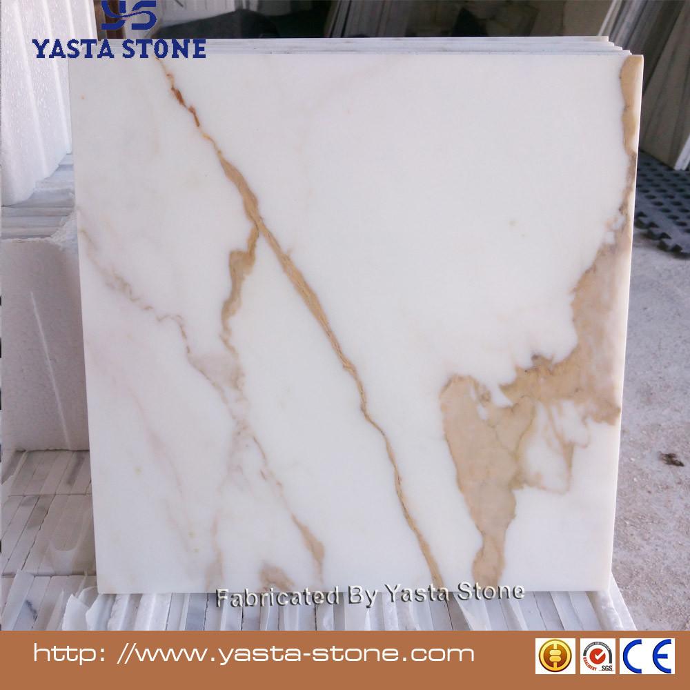 Wholesale Gold Calacatta Marble Floor Tile Slab Buy Calacatta