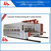 Automatic printing slotting die-cutting machine with stacker