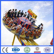 park attractions family thrilling game rides adult rides flying ufo for sale