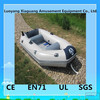 Popular in USA inflatable water sport games inflatable jet ski boat