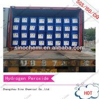 SGS Inspection Of Industrial Grade Hydrogen Peroxide Korea