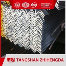Low price carbon steel angle iron, angle steel 100x100