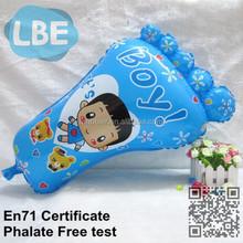 Advertising seal inflating toy making mylar balloons