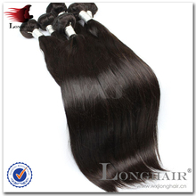 WXJ Longhair Company 100% Brazilian Human Hair
