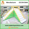 0.9mm Durable PVC Tarpaulin Inflatable Water Tower For Water Sports