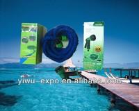 2015 Yiwu futian market low price hose magic latex garden expandable water hose