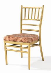 Chiarari chair wedding chair with cushion seat