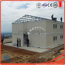 Professional manufacturer of expandable prefabricated container living house and container shop