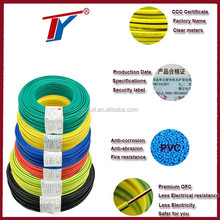 PVC Insulated 2.5mm BV House Wiring Electrical Cable Best Quality