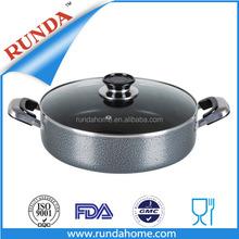 Non-stick cookware stockpot/machine /sets