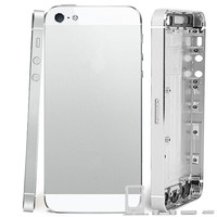 Original wholesale for iphone 5 battery cover back plate cover housing
