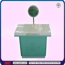 TSD-W1048 china factory shop display fitting,custom cosmetic store display tables for shops