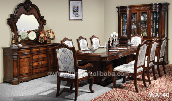 classic luxury dining room furniture 100 hand carving antique dining room furniture set buy. Black Bedroom Furniture Sets. Home Design Ideas