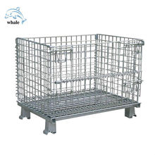 Changshu folding wire metal container