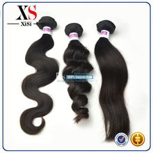 Finest quality premium body wave brazilian human hair extension can be dyed wholesale raw brazilian vigin hair